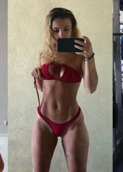 taylor fitness nudes + video 7