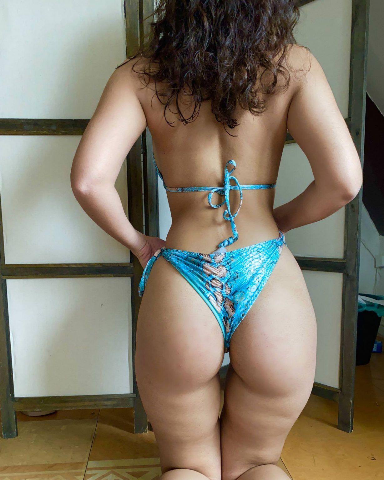 LunaSilverX Nude Onlyfans 2