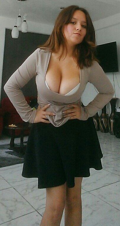 Rica joven Lili gordibuena fotos + nudes 1