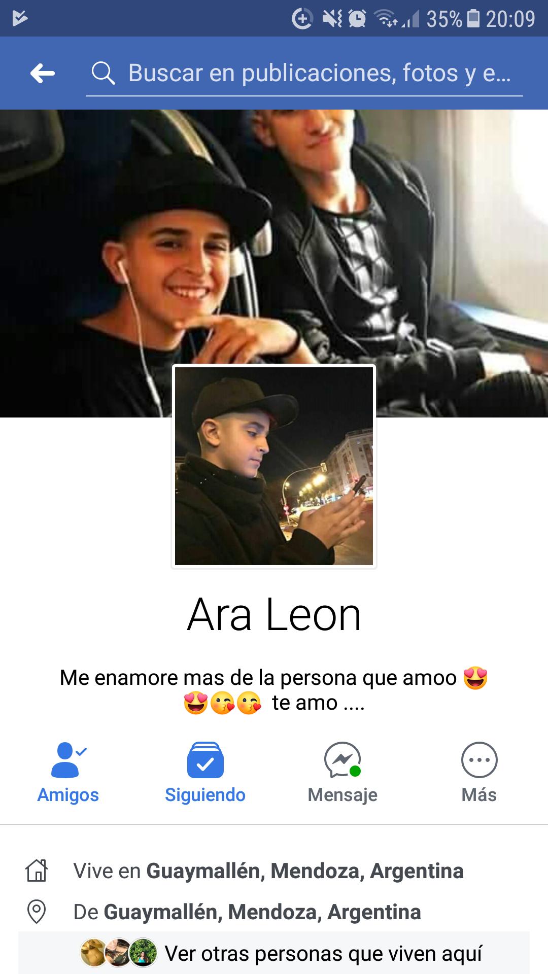 Argentina Ara León y su Pack de locura. Fotos calientes+ 1