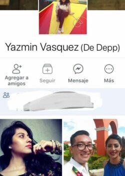 Jazmín Vásquez deja expuesto sus ricos pechos como regalo a su novio. Fotos+ 12