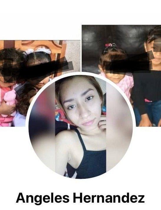 Flaca Ángeles Hernández y su pack Filtrado Caliente. Fotos+ Videos toqueteándose.. 1
