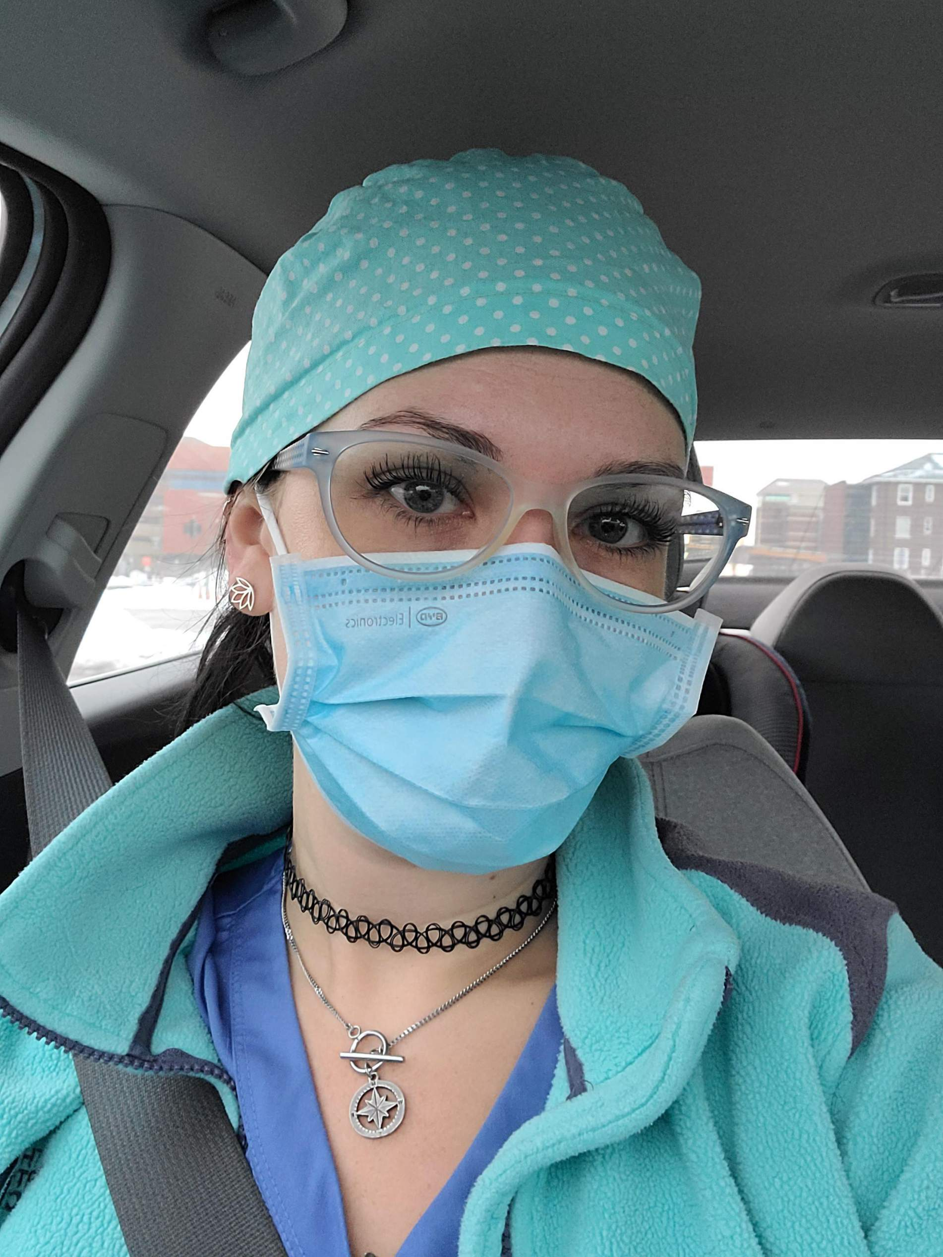 Pack Casero de Ardiente Enfermera Con Grandes Tetas ! 1