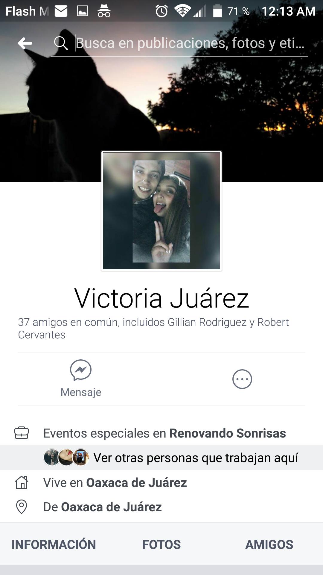 Morra Victoria Juárez. Fotos+ Videos. 1