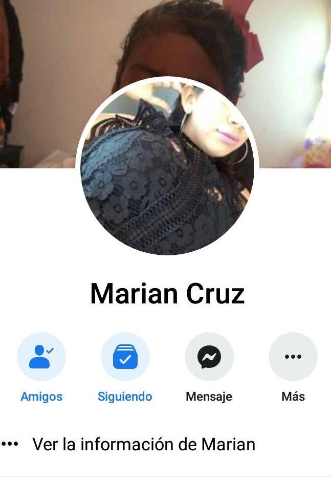 Marian Cruz y sus ricas nudes. 1