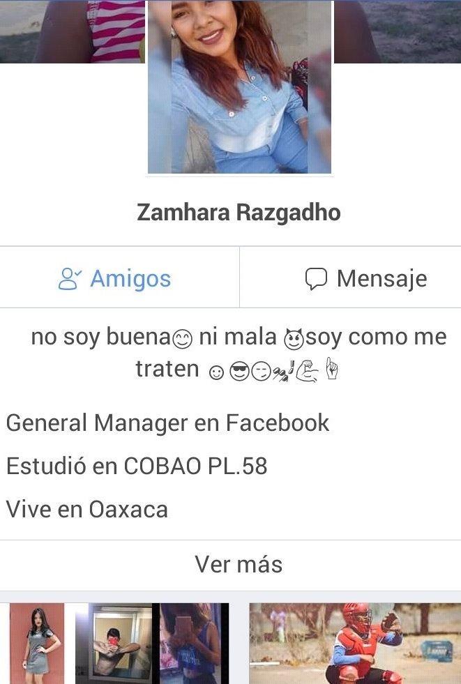 Zamhara, Chica de Oaxaca enseña sus atributos sexuales sin censura. Pack casero. 1