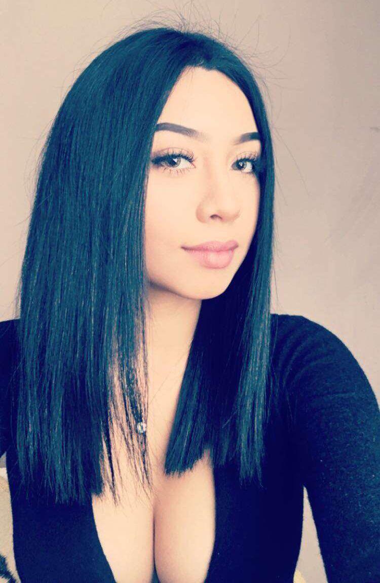 Modelo Perla Segura y su imponente belleza. Pack Filtrado amateur. 1