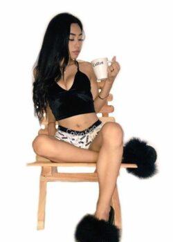 Modelo Perla Segura y su imponente belleza. Pack Filtrado amateur. 18