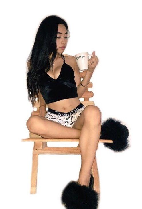 Modelo Perla Segura y su imponente belleza. Pack Filtrado amateur. 3