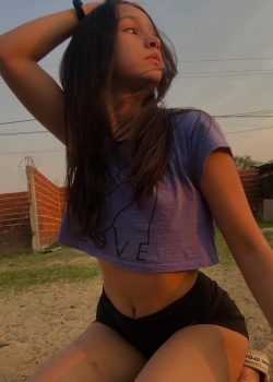 Candela Flores hermosa adolescente de Argentina + Video XXX 7