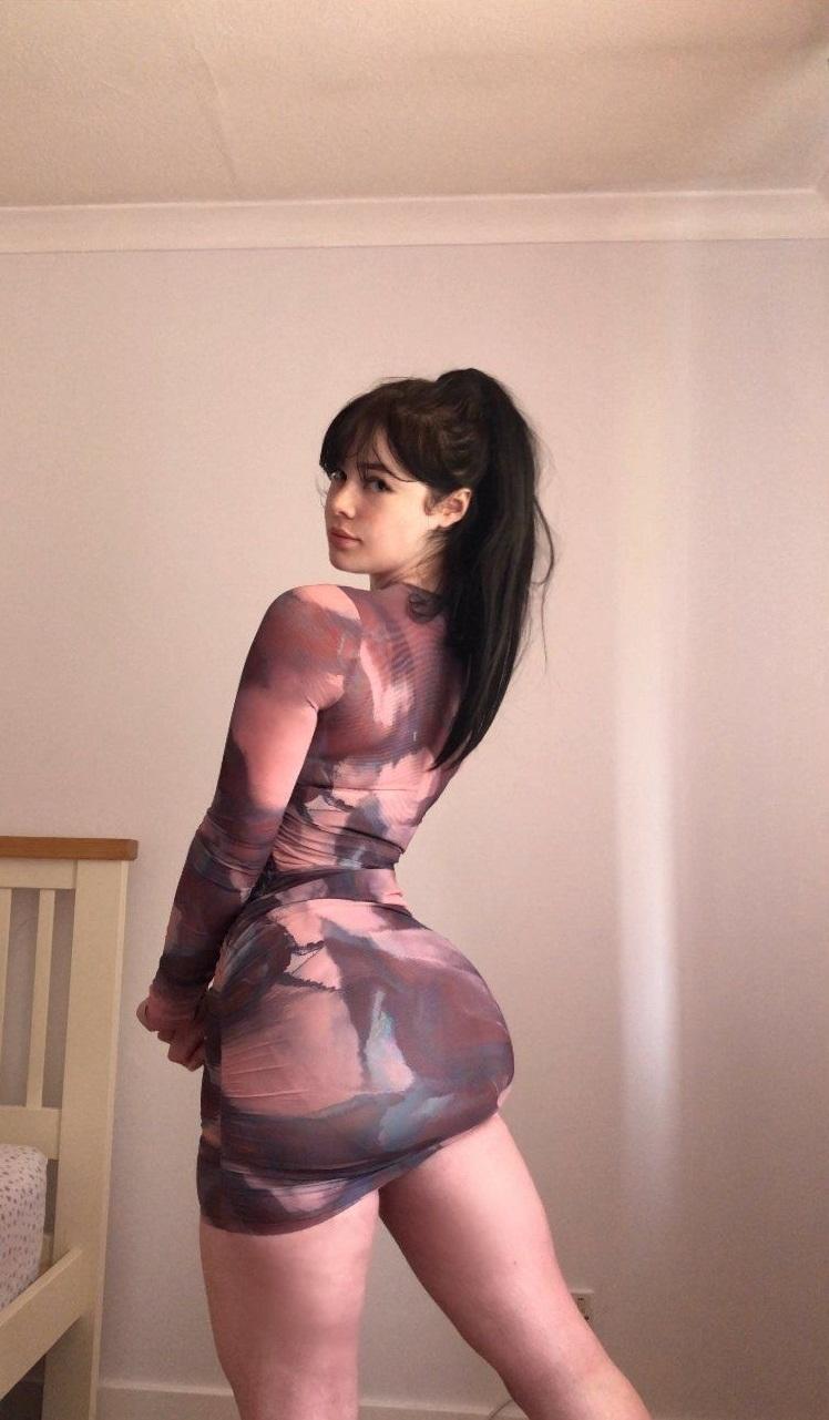 Suculento cuerpo de Chloeranoch fotos + videos 1
