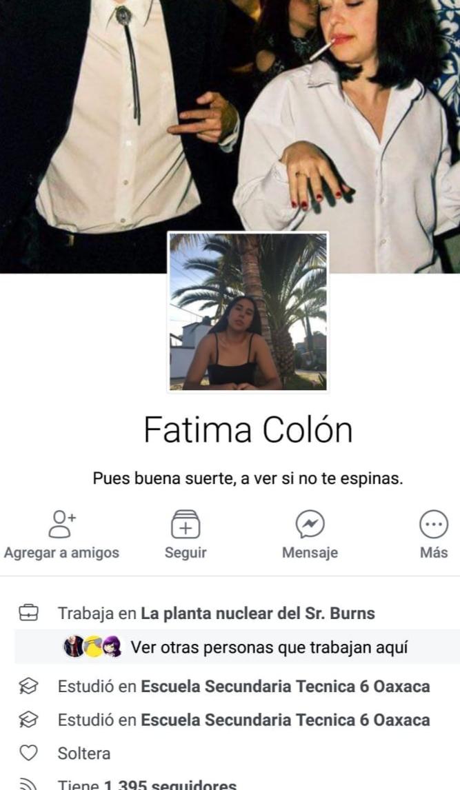 Fatima Colon adolescente Mexicana de Oaxaca + NUDES 2