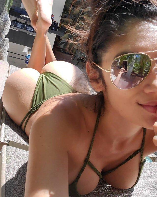 Exuberante cuerpo de Diana Vazquez 1