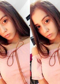 Encantadora joven Helen Manriquez 22