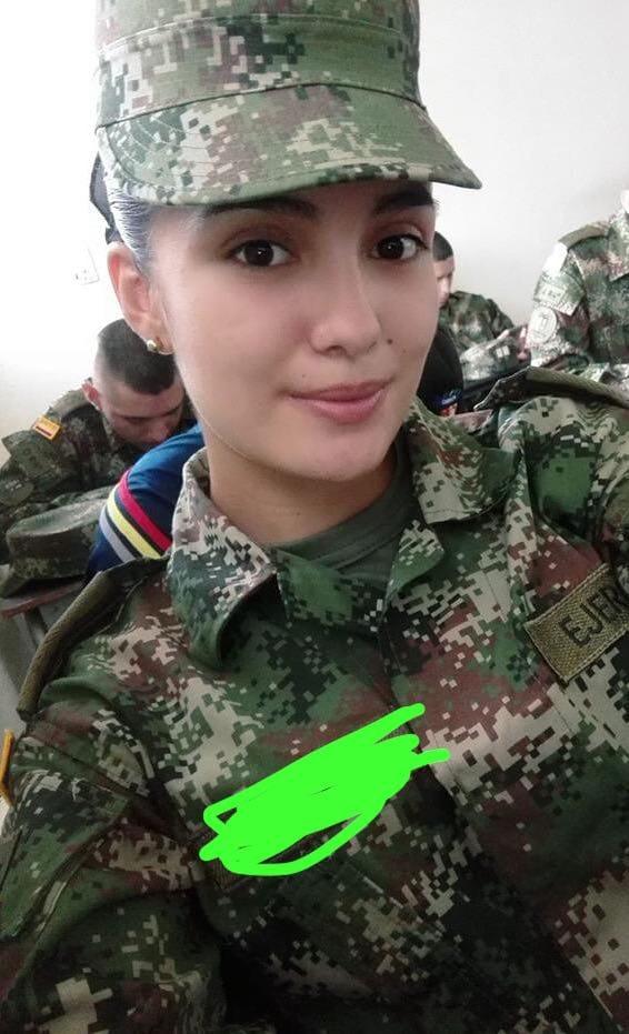 militar tetona