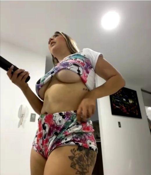 Sofía una Colombiana sabrosa de ensueño 2
